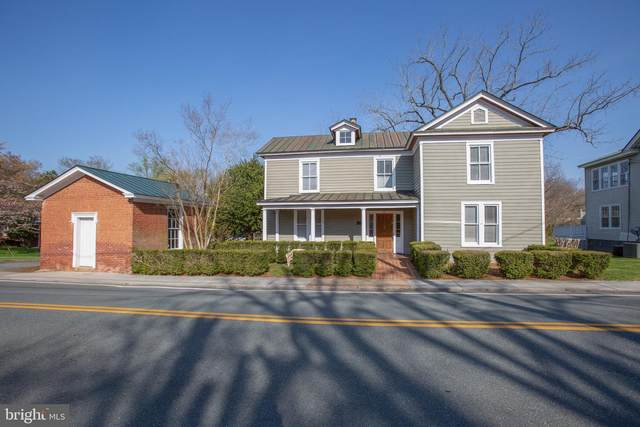 109 Elm Avenue, LOUISA, VA 23093 (#VALA123024) :: Corner House Realty
