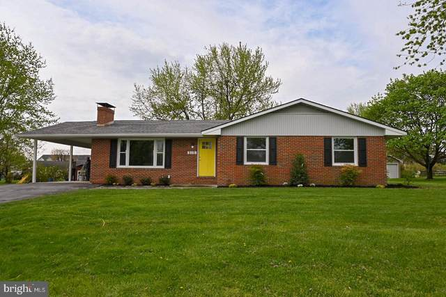 212 Laurel Hill Drive, STEPHENS CITY, VA 22655 (#VAFV163502) :: ExecuHome Realty
