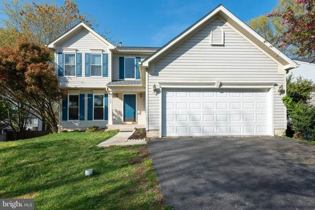 106 Foxhound Drive, GLEN BURNIE, MD 21061 (#MDAA464928) :: Scott Kompa Group