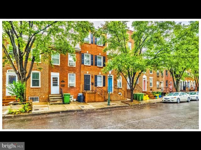 1520 Byrd Street, BALTIMORE, MD 21230 (#MDBA546970) :: The Dailey Group