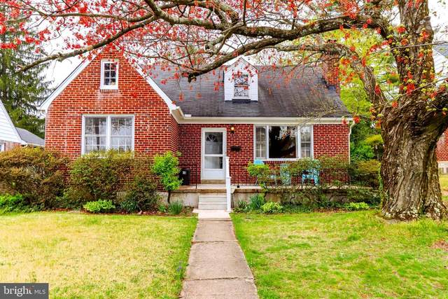 312 Waveland Road, CATONSVILLE, MD 21228 (#MDBC525502) :: Network Realty Group