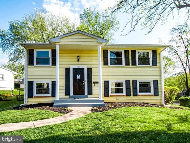 4205 Gregg Street, WOODBRIDGE, VA 22193 (MLS #VAPW519652) :: Maryland Shore Living | Benson & Mangold Real Estate