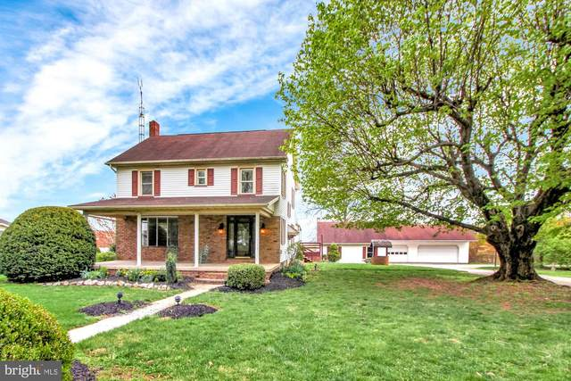 16531 Cross Roads Avenue, STEWARTSTOWN, PA 17363 (#PAYK156392) :: Keller Williams Flagship of Maryland