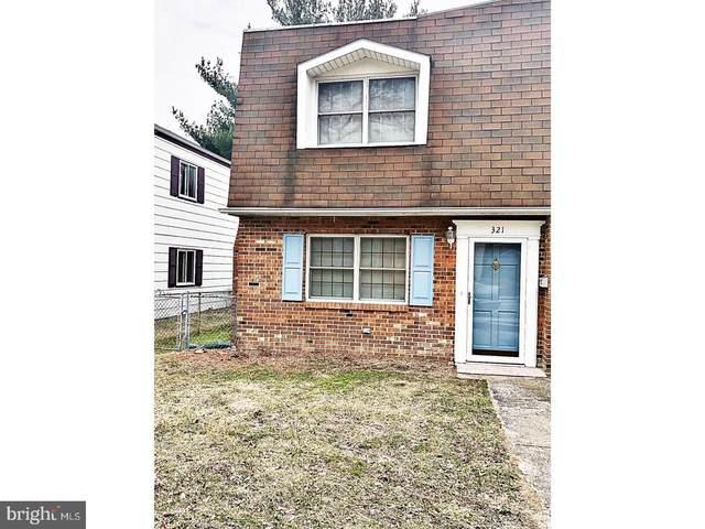 321 N Governors Avenue, DOVER, DE 19904 (MLS #DEKT247936) :: Kiliszek Real Estate Experts