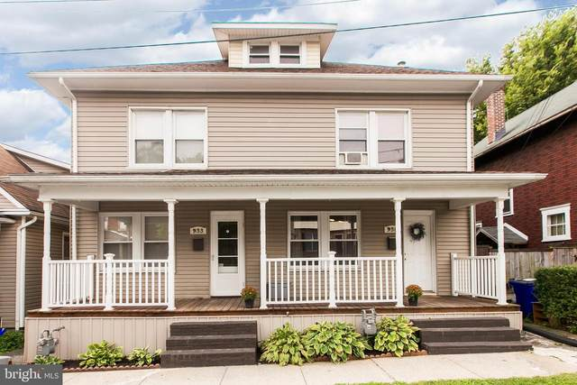 933-935 Concord Street, HAGERSTOWN, MD 21740 (#MDWA178990) :: Advance Realty Bel Air, Inc