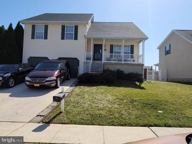 202 Lake Coventry Drive, FREDERICK, MD 21702 (#MDFR280754) :: CENTURY 21 Core Partners