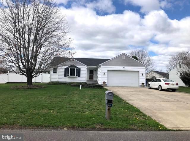 23 Norlaine Drive, COOKSTOWN, NJ 08511 (#NJBL395372) :: Jason Freeby Group at Keller Williams Real Estate
