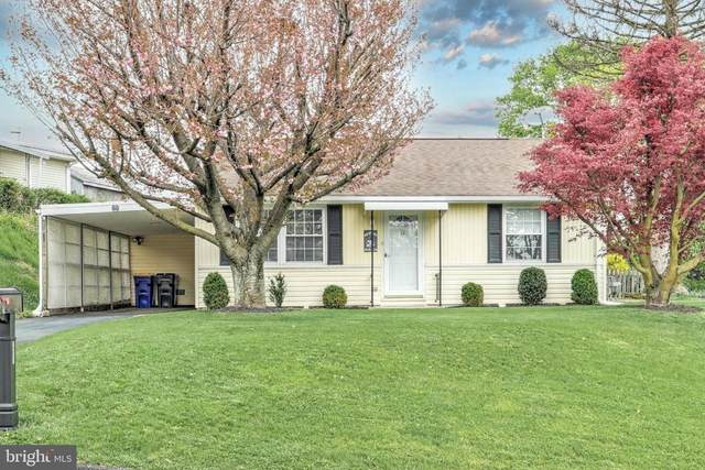 1211 Overbrook Drive, YORK, PA 17404 (#PAYK156410) :: The Jim Powers Team