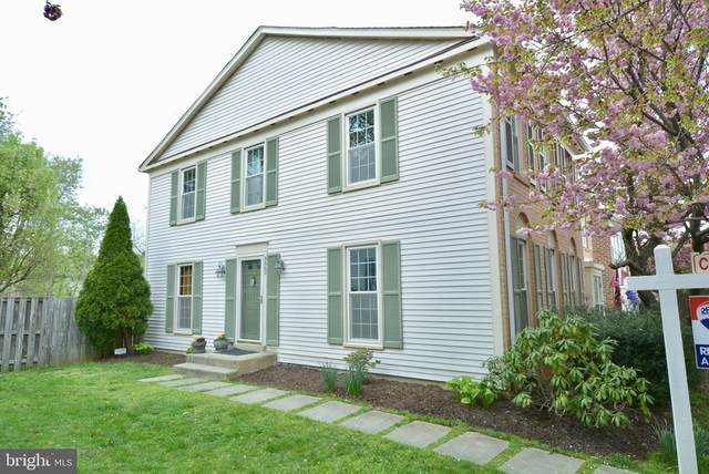 5662 Ridge View Drive, ALEXANDRIA, VA 22310 (#VAFX1193380) :: Dart Homes