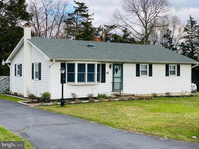 43 Pineview Terrace, BRIDGETON, NJ 08302 (#NJCB132268) :: Shamrock Realty Group, Inc