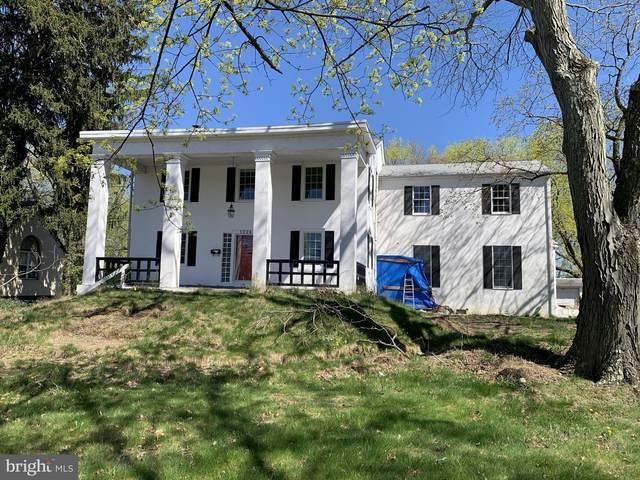 1026 Lawrence Road, LAWRENCE, NJ 08648 (#NJME310802) :: Keller Williams Real Estate