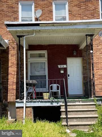 3014 Rayner Avenue, BALTIMORE, MD 21216 (#MDBA547008) :: Charis Realty Group