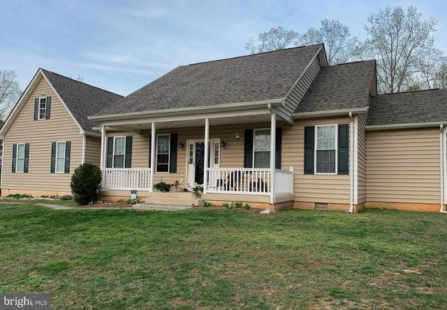 7167 Dudie Road, MARSHALL, VA 20115 (#VAFQ169996) :: Debbie Dogrul Associates - Long and Foster Real Estate