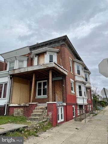 1021 S 60TH Street, PHILADELPHIA, PA 19143 (#PAPH1006568) :: Lucido Agency of Keller Williams