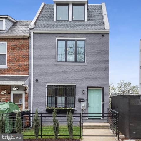1014 17TH Place NE, WASHINGTON, DC 20002 (#DCDC516908) :: Corner House Realty