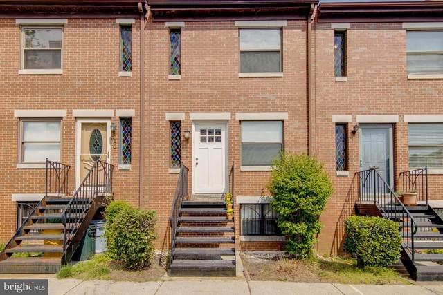 824 W Pratt Street, BALTIMORE, MD 21201 (MLS #MDBA547018) :: Maryland Shore Living   Benson & Mangold Real Estate