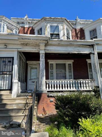 821 S 57TH Street, PHILADELPHIA, PA 19143 (#PAPH1006584) :: ExecuHome Realty