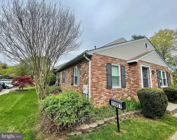 15007 Laurel Oaks Lane #55, LAUREL, MD 20707 (#MDPG603050) :: Jacobs & Co. Real Estate
