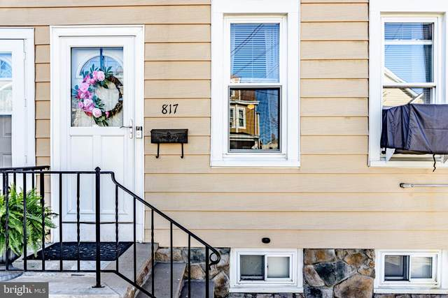817 Plum Street, TRENTON, NJ 08638 (MLS #NJME310812) :: Kiliszek Real Estate Experts