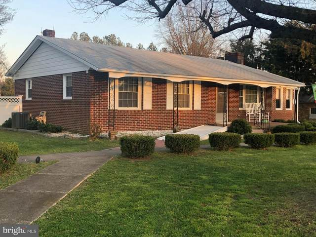 9137 Jefferson Davis Highway, FREDERICKSBURG, VA 22407 (#VASP230506) :: Corner House Realty
