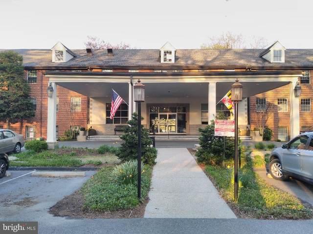 5301 Westbard Circle #337, BETHESDA, MD 20816 (#MDMC753144) :: Dart Homes