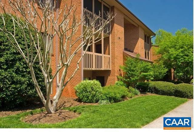110 Turtle Creek Road #04, CHARLOTTESVILLE, VA 22901 (#616072) :: Ram Bala Associates | Keller Williams Realty