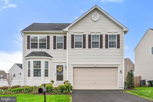597 Homeplace Dr, CULPEPER, VA 22701 (#VACU144220) :: Pearson Smith Realty