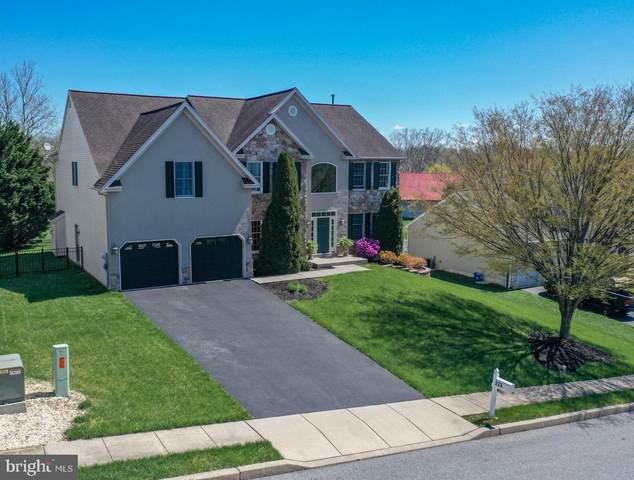 223 Buckhead Lane, DOUGLASSVILLE, PA 19518 (#PABK375932) :: Linda Dale Real Estate Experts
