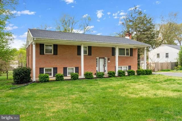 6705 Newington Road, LORTON, VA 22079 (#VAFX1193420) :: Debbie Dogrul Associates - Long and Foster Real Estate