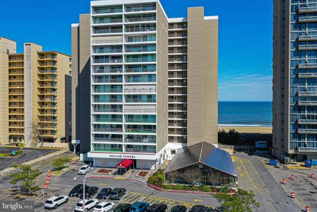 10000 Coastal Highway #202, OCEAN CITY, MD 21842 (#MDWO121714) :: ExecuHome Realty