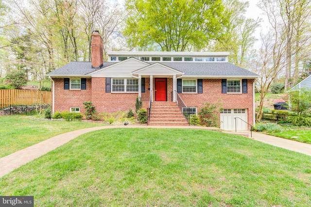 3119 N Thomas Street, ARLINGTON, VA 22207 (#VAAR179612) :: Great Falls Great Homes