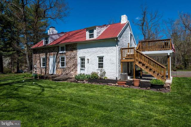666 Jacksonville Road, WARMINSTER, PA 18974 (#PABU524748) :: Better Homes Realty Signature Properties