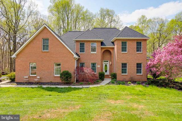 3165 Wheatfield Road, FINKSBURG, MD 21048 (#MDCR203786) :: Revol Real Estate