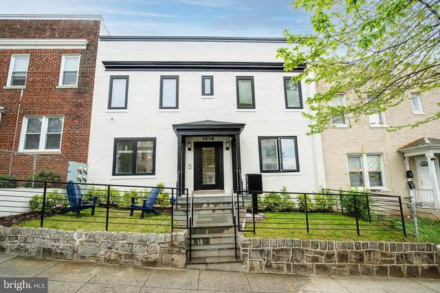 1219 Queen Street NE #1, WASHINGTON, DC 20002 (MLS #DCDC516938) :: Maryland Shore Living | Benson & Mangold Real Estate