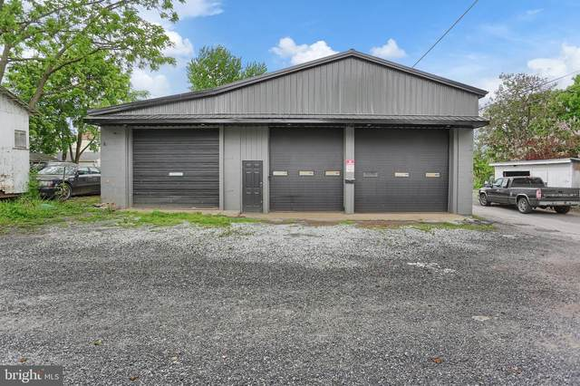 123 W High Street, GETTYSBURG, PA 17325 (#PAAD115722) :: Iron Valley Real Estate