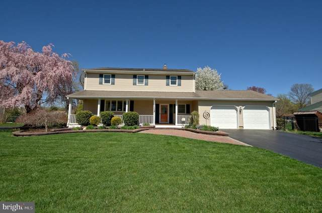 566 Flock Road, HAMILTON, NJ 08690 (#NJME310820) :: Jason Freeby Group at Keller Williams Real Estate