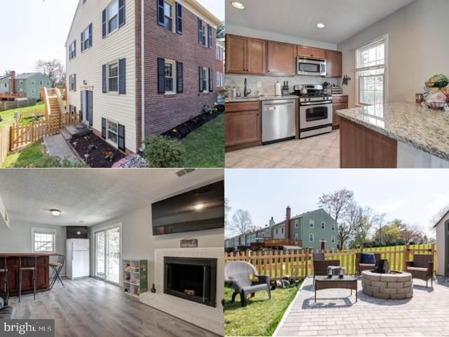 5491 Lighthouse Lane, BURKE, VA 22015 (#VAFX1193442) :: Debbie Dogrul Associates - Long and Foster Real Estate