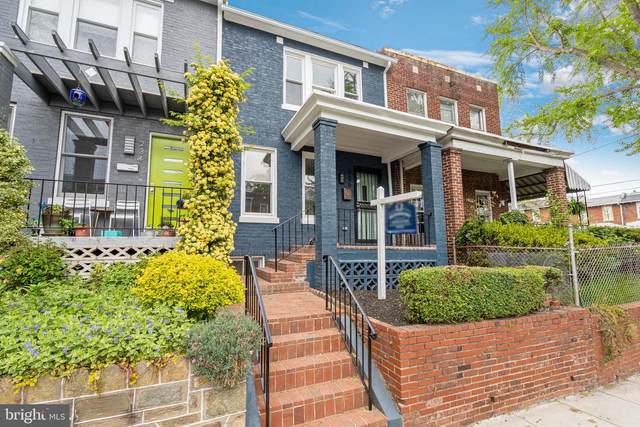 236 Cromwell Terrace NE, WASHINGTON, DC 20002 (#DCDC516950) :: Bruce & Tanya and Associates