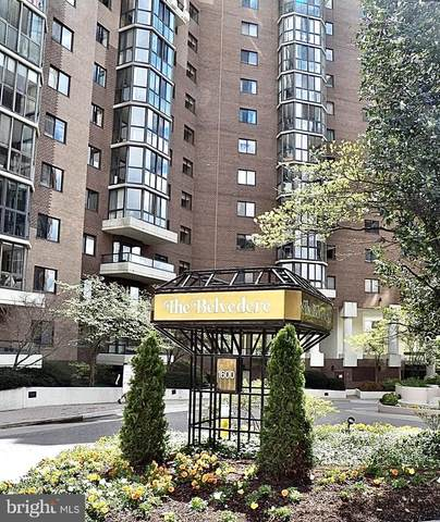 1600 N Oak Street #1201, ARLINGTON, VA 22209 (#VAAR179614) :: Bruce & Tanya and Associates