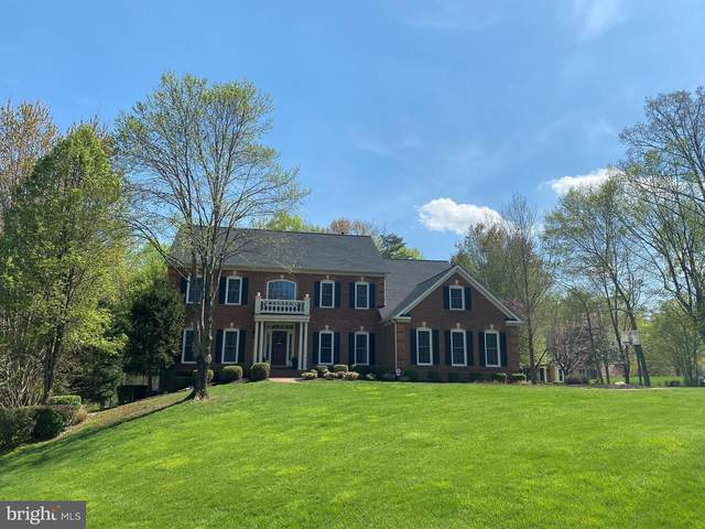 7501 Tutley Terrace, CLIFTON, VA 20124 (#VAFX1193444) :: RE/MAX Cornerstone Realty