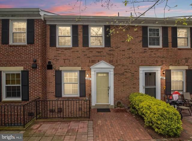 1643 S Barton Street #10, ARLINGTON, VA 22204 (#VAAR179616) :: Coleman & Associates