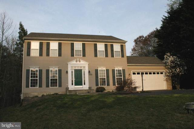 7874 Eagle View Drive, CHESAPEAKE BEACH, MD 20732 (#MDCA182254) :: The Maryland Group of Long & Foster Real Estate