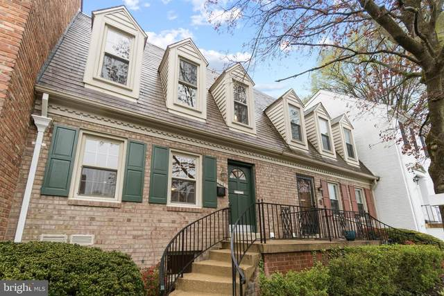 1151 Colonial Road, MCLEAN, VA 22101 (#VAFX1193468) :: Debbie Dogrul Associates - Long and Foster Real Estate