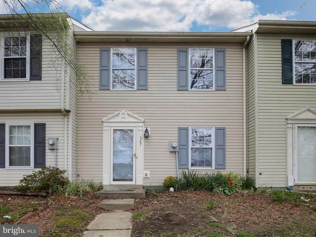 527 Georgetowne Court, STEPHENS CITY, VA 22655 (#VAFV163514) :: Debbie Dogrul Associates - Long and Foster Real Estate
