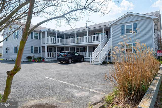 309 Bayshore Drive #5, OCEAN CITY, MD 21842 (#MDWO121718) :: Dawn Wolf Team