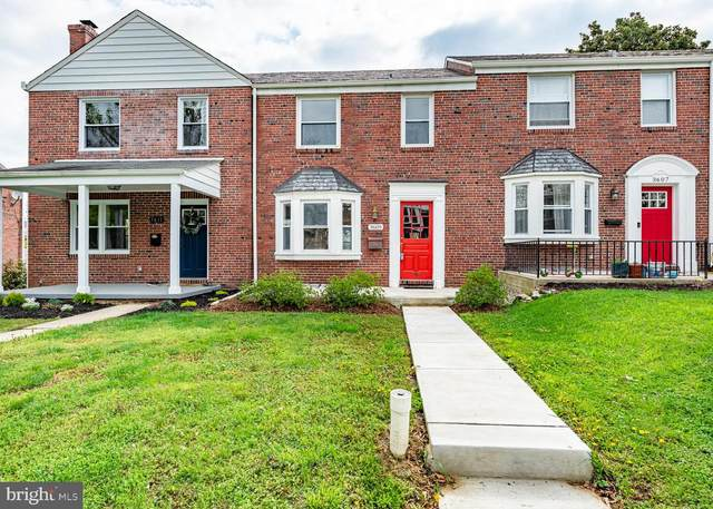 3609 Ednor Road, BALTIMORE, MD 21218 (#MDBA547044) :: City Smart Living
