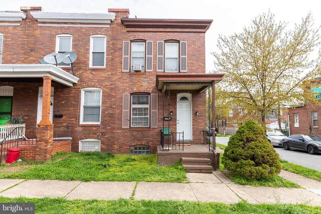 3040 Kenyon Avenue, BALTIMORE, MD 21213 (#MDBA547046) :: Lucido Agency of Keller Williams