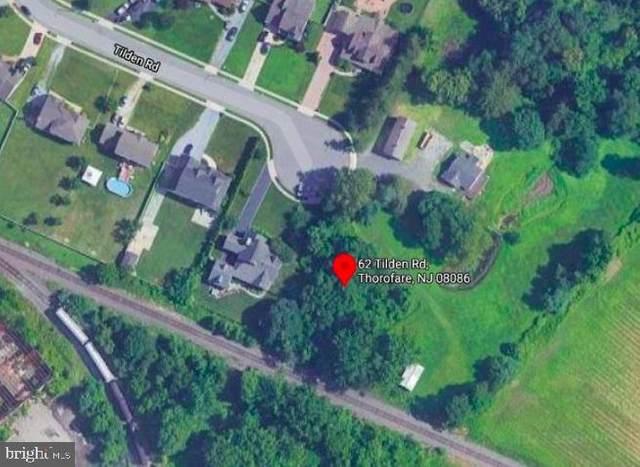 62 Tilden Road, THOROFARE, NJ 08086 (#NJGL274068) :: The Lux Living Group
