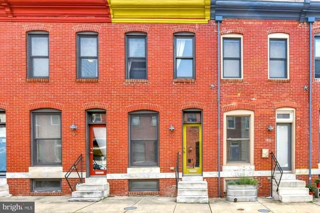 7 N Decker Avenue, BALTIMORE, MD 21224 (#MDBA547058) :: Dart Homes