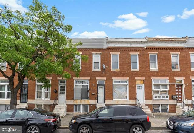 2007 Cecil Avenue, BALTIMORE, MD 21218 (#MDBA547060) :: Bruce & Tanya and Associates